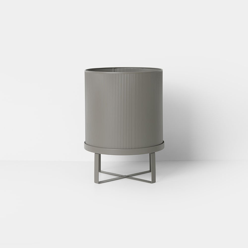 Bau pot grey Ferm Living