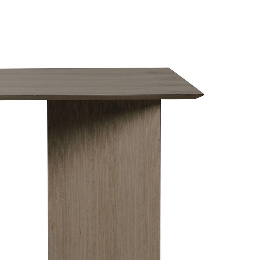 Mingle table 160 cm dark oak Ferm Living