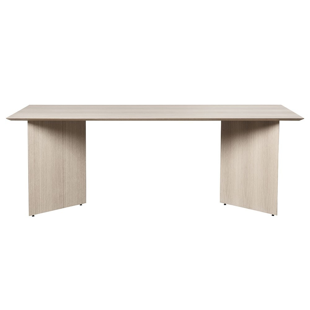 Table Mingle 210 cm chêne clair Ferm Living