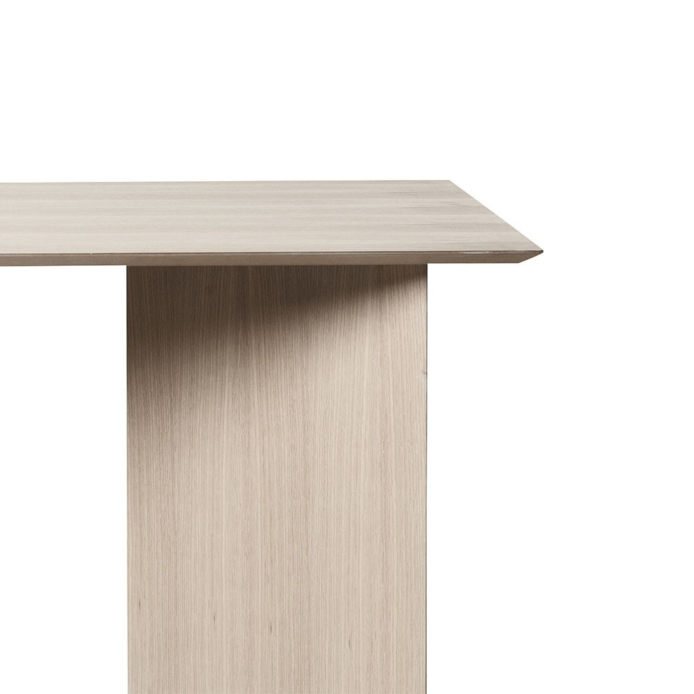 Mingle table 210 cm light oak Ferm Living