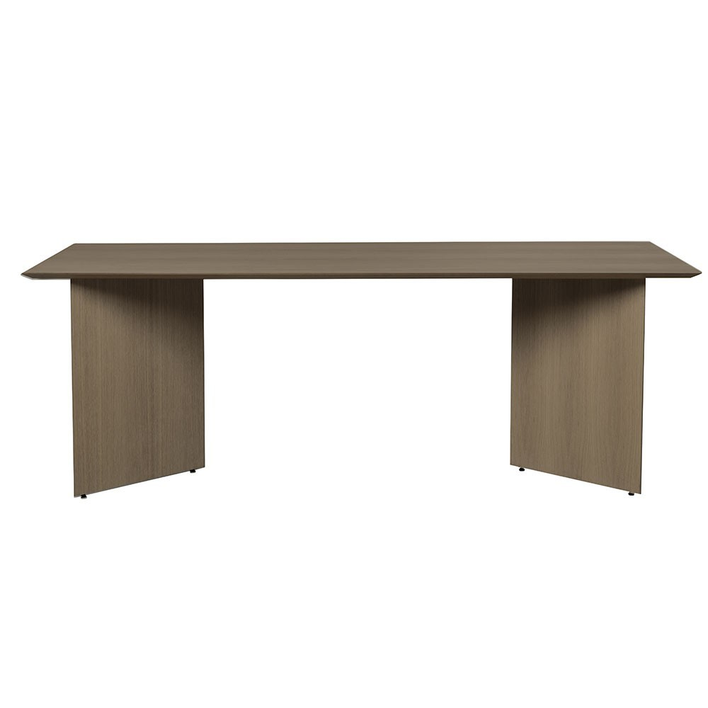 Mingle table 210 cm dark oak Ferm Living