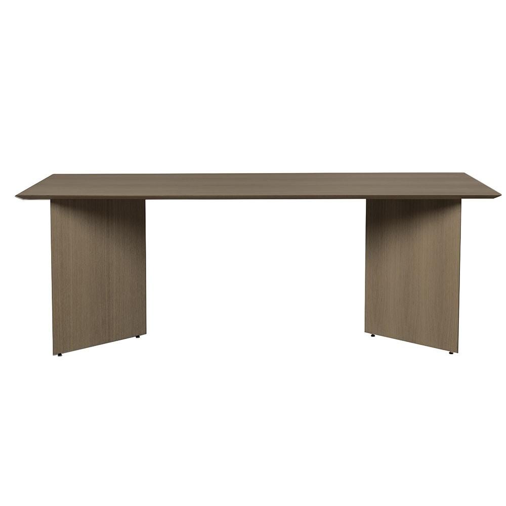Mingle tafel 210 cm donker eiken Ferm Living
