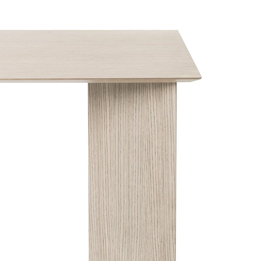 Mingle desk 135 cm light oak Ferm Living