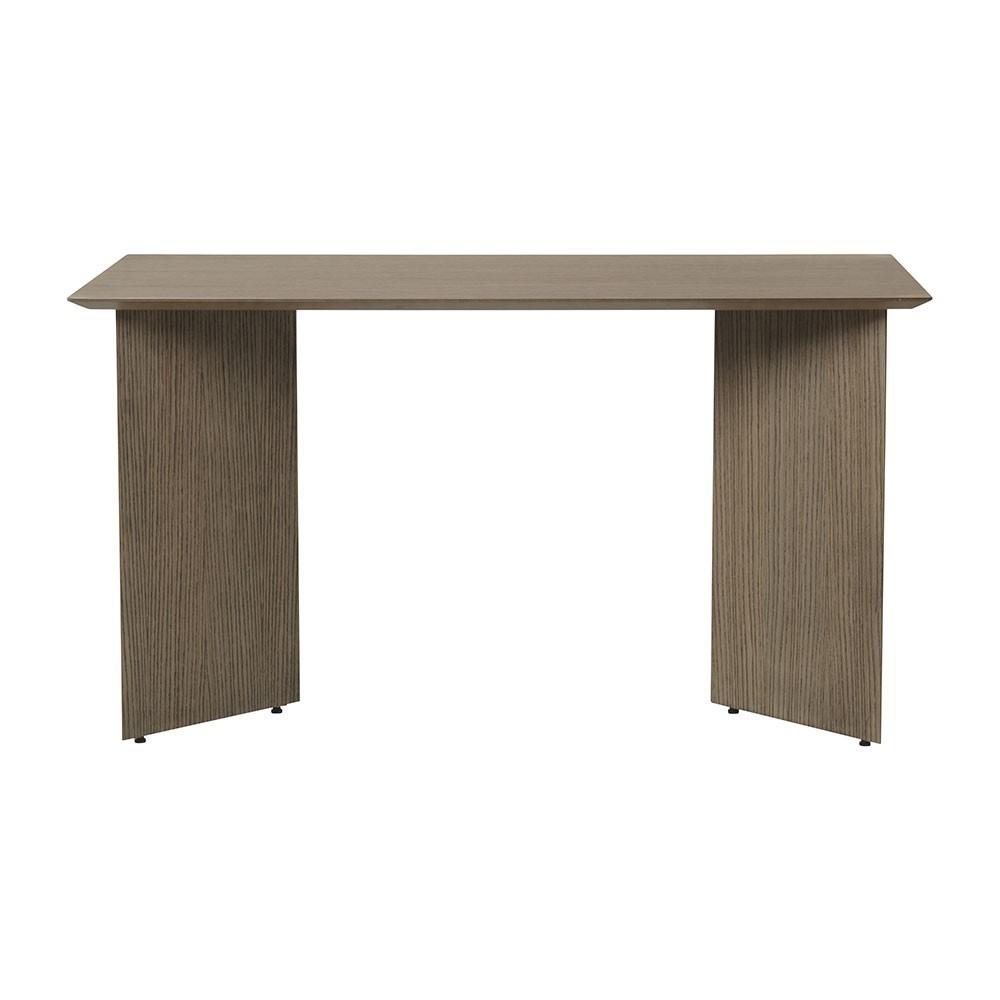 Mingle desk 135 cm dark oak Ferm Living