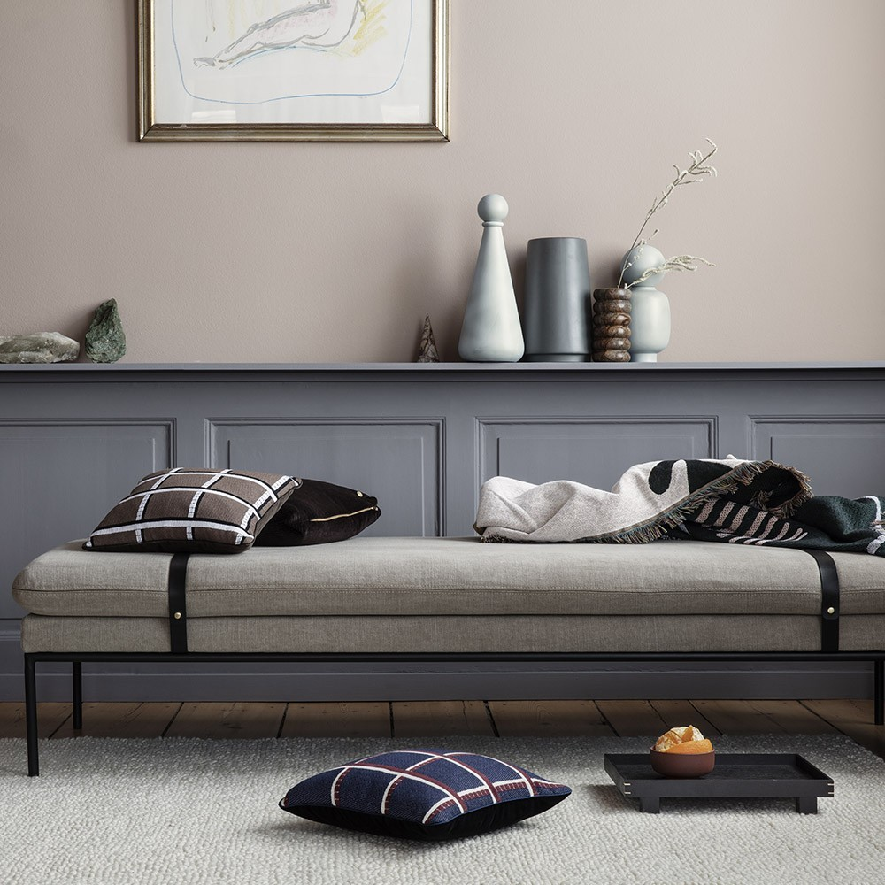 Turn daybed natural cotton Ferm Living