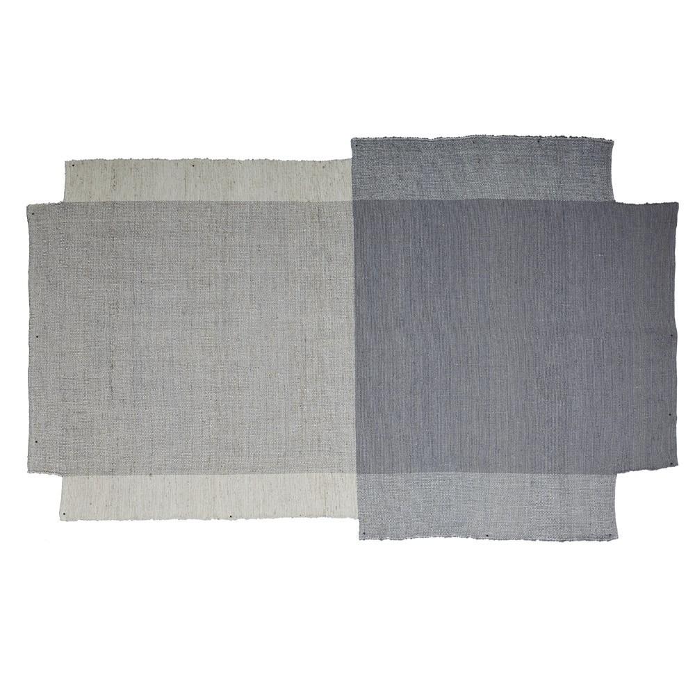 Nobsa grijs en beige tapijt S ames