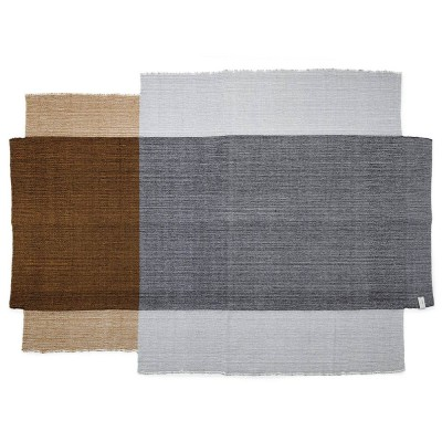 Nobsa rug grey/ochre/cream M ames