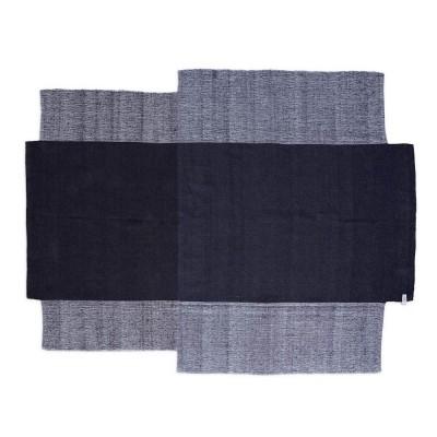 Nobsa rug grey & brown M ames