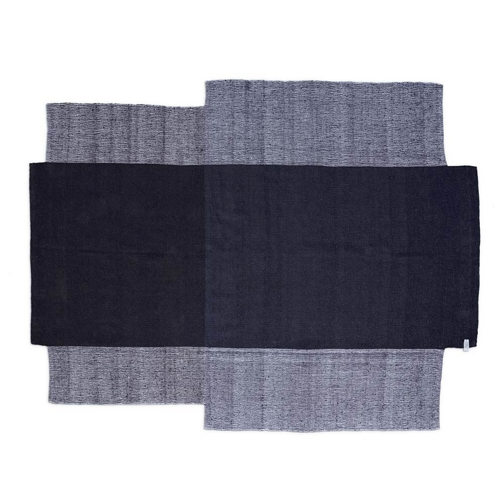 Nobsa rug grey & brown M ames