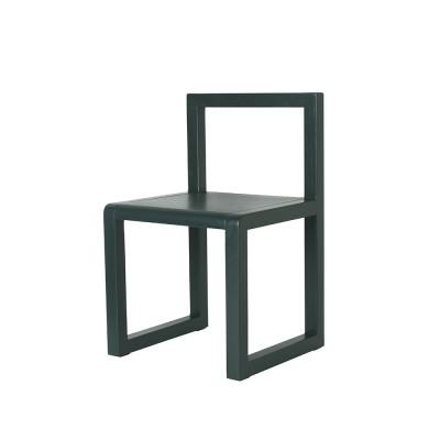 Little Architect chair dark green Ferm Living