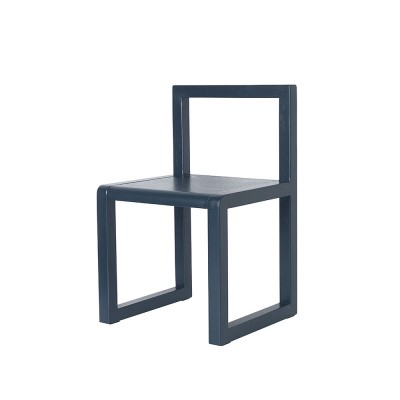 Little Architect chair dark blue Ferm Living