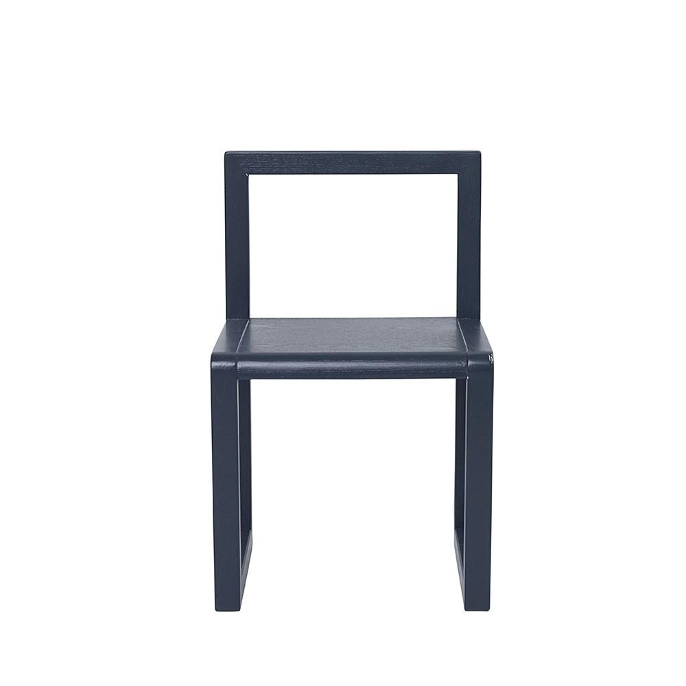 Little Architect chair dark blue Ferm Living