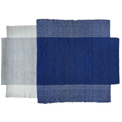 Nobsa rug blue/mint/cream L ames