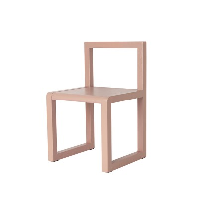 Little Architect chair rose Ferm Living