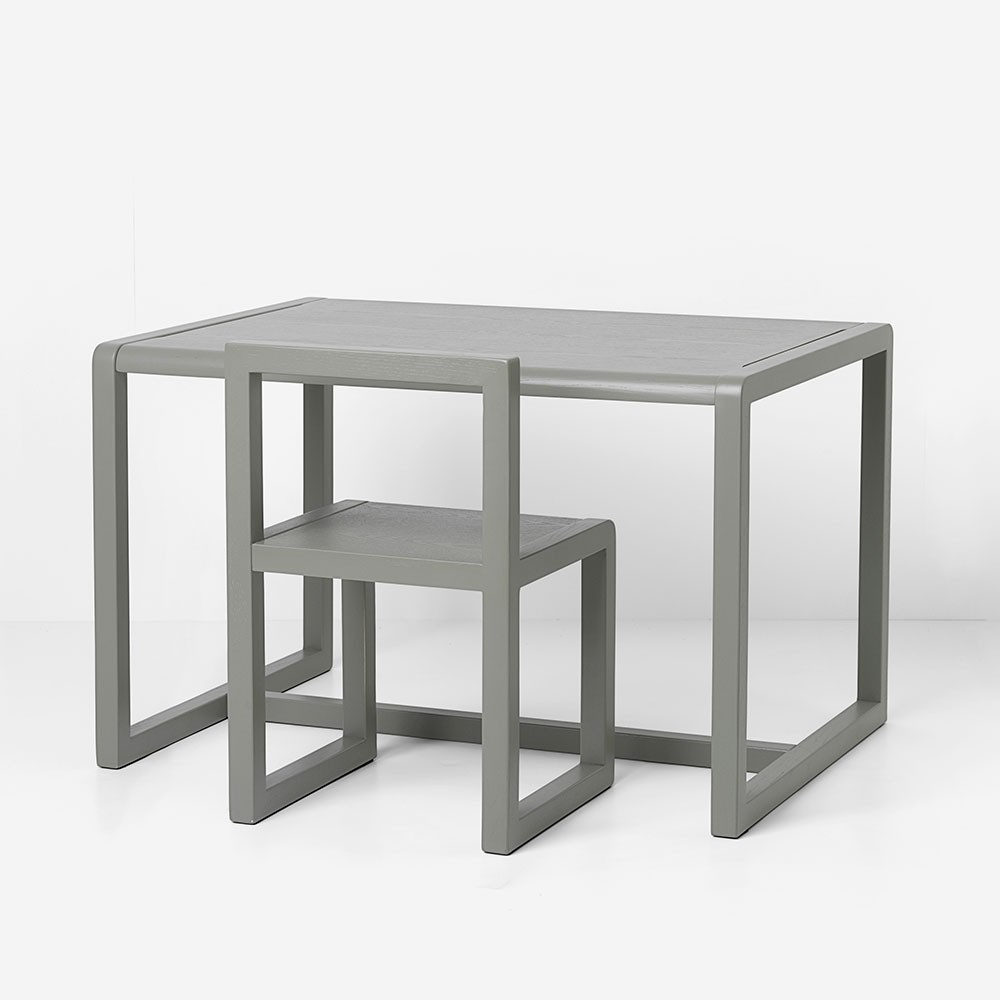 Little Architect table grey Ferm Living