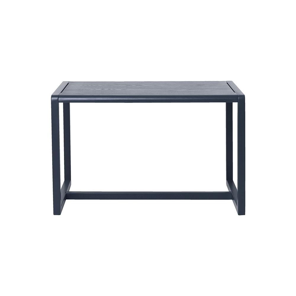 Kleine Architect tafel donkerblauw Ferm Living