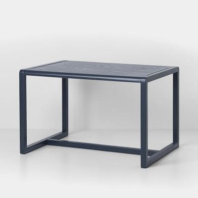 Kleine Architect tafel donkerblauw