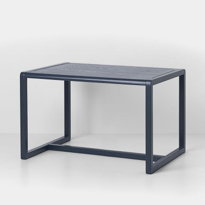 Little Architect table dark blue Ferm Living