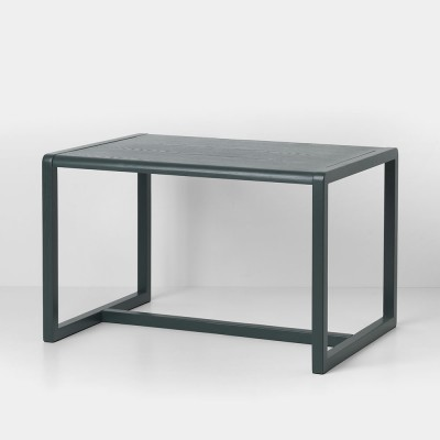 Table Little Architect vert foncé