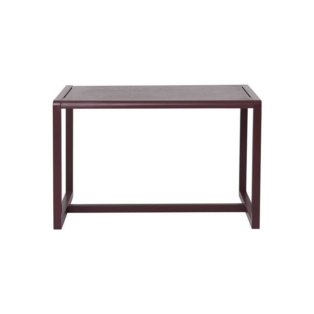 Little Architect table bordeaux Ferm Living