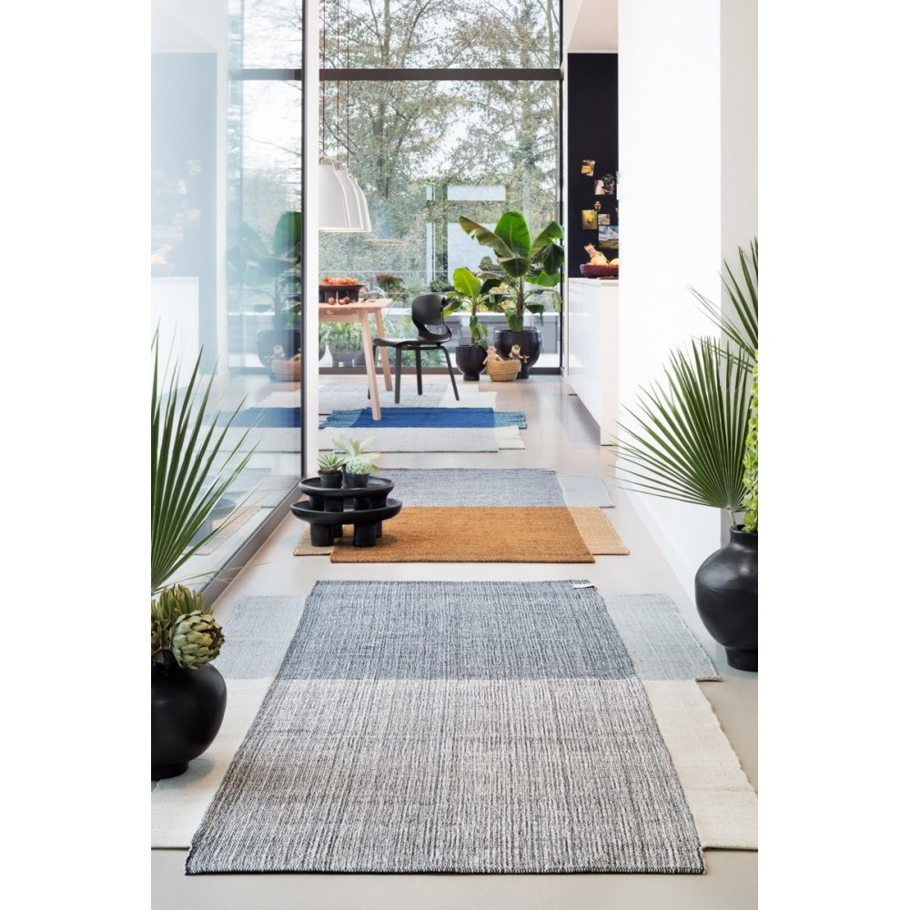 Nobsa rug green & orange L ames