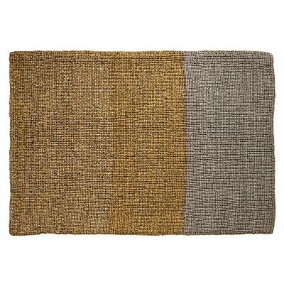 Par rug S greenrose & light grey ames