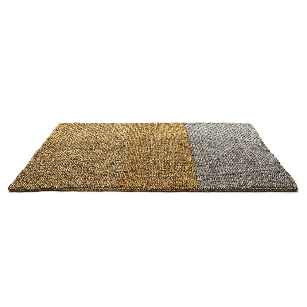 Par rug S greenrose & light grey ames
