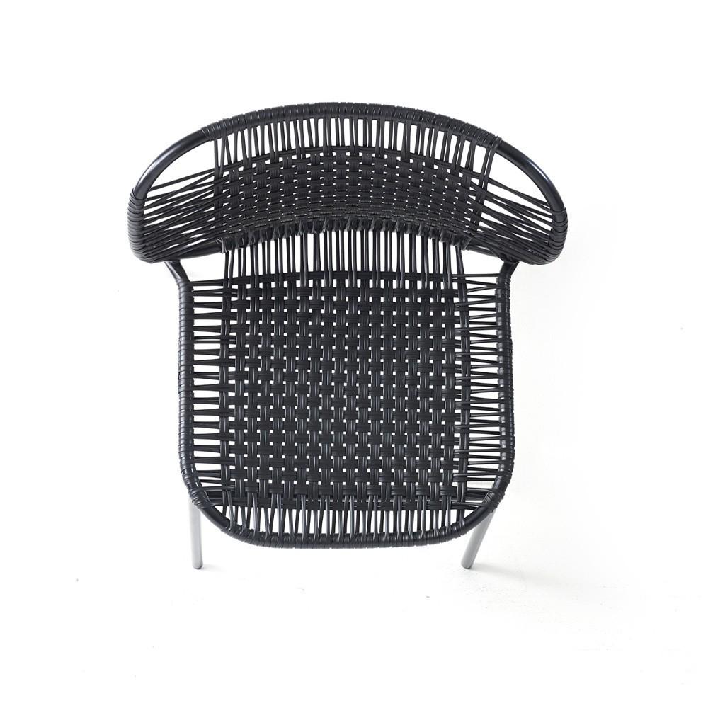 Cielo chair black ames