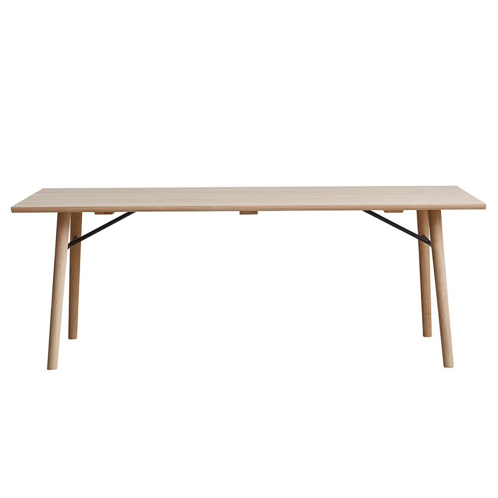 Alley 180 cm table oak Woud