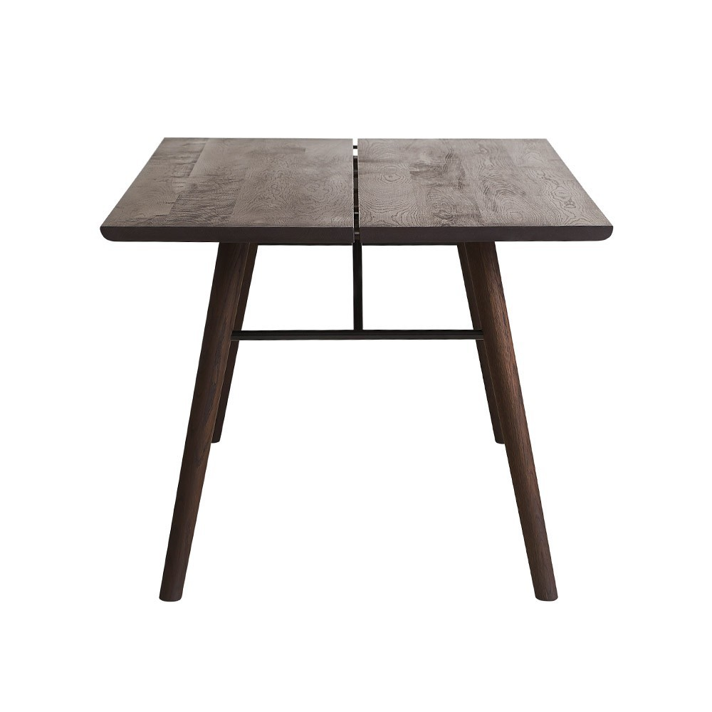 Alley 205 cm table smocked oak Woud