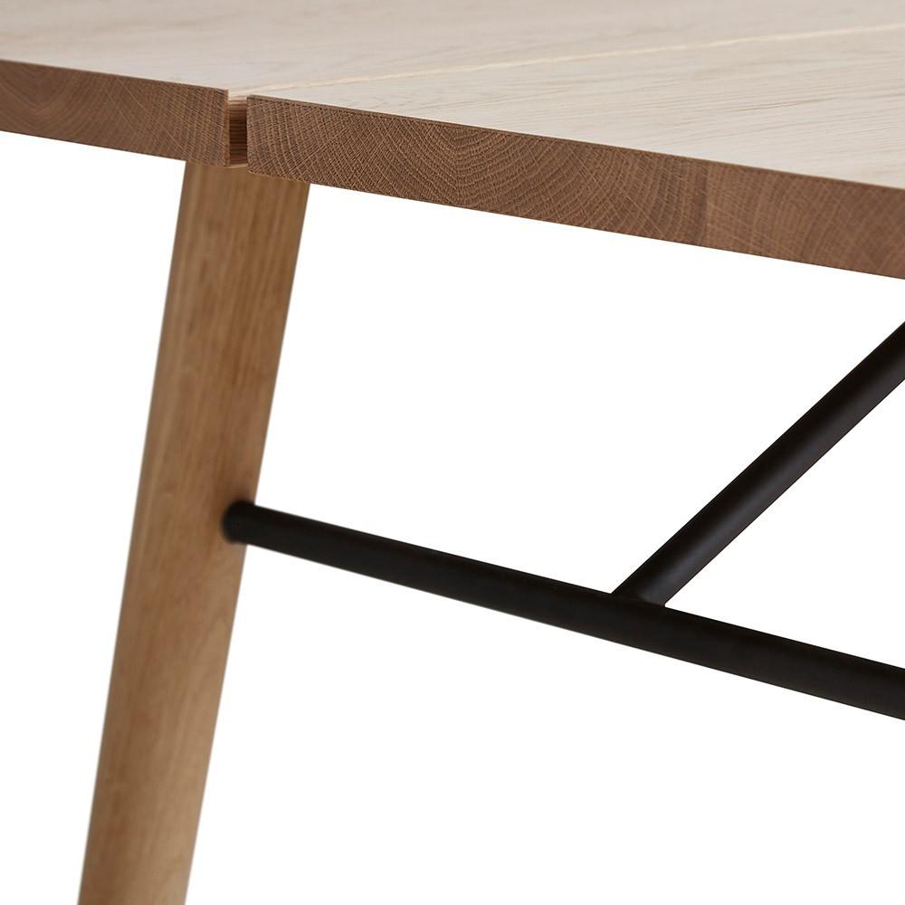 Alley 240 cm table oak Woud