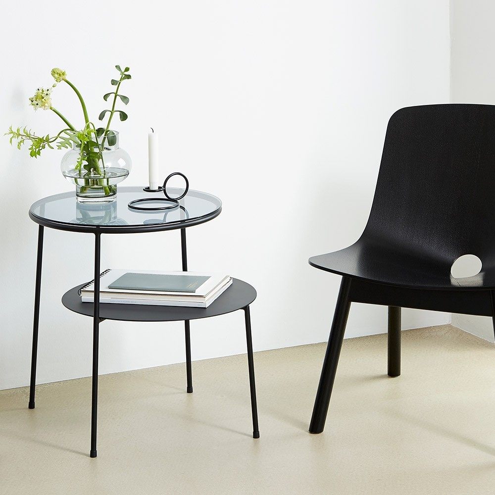 Duo side table Woud