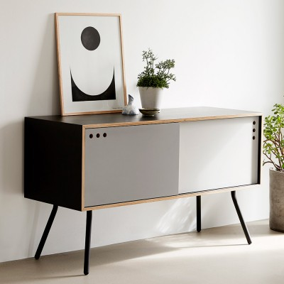 Geyma high sideboard Woud