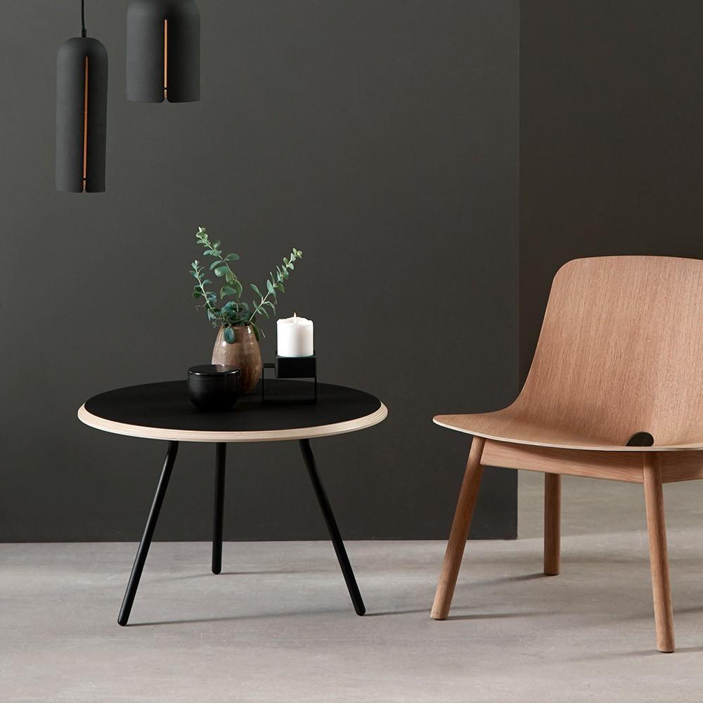 Soround salontafel fenix 60 cm L Woud