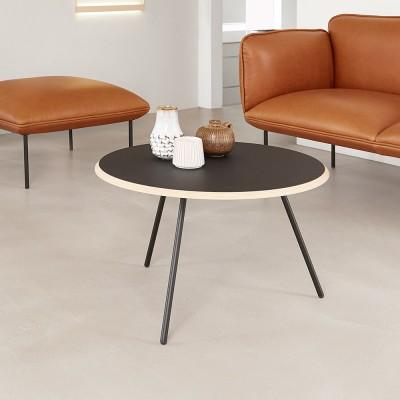 Table basse Soround fenix 75 cm L Woud