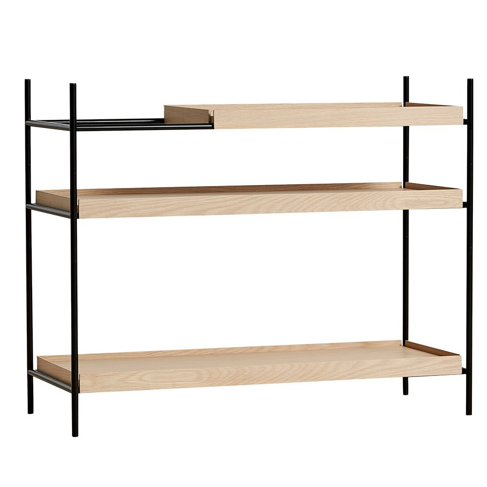 Tray low shelf 1 Woud