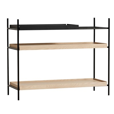 Tray low shelf 3 Woud