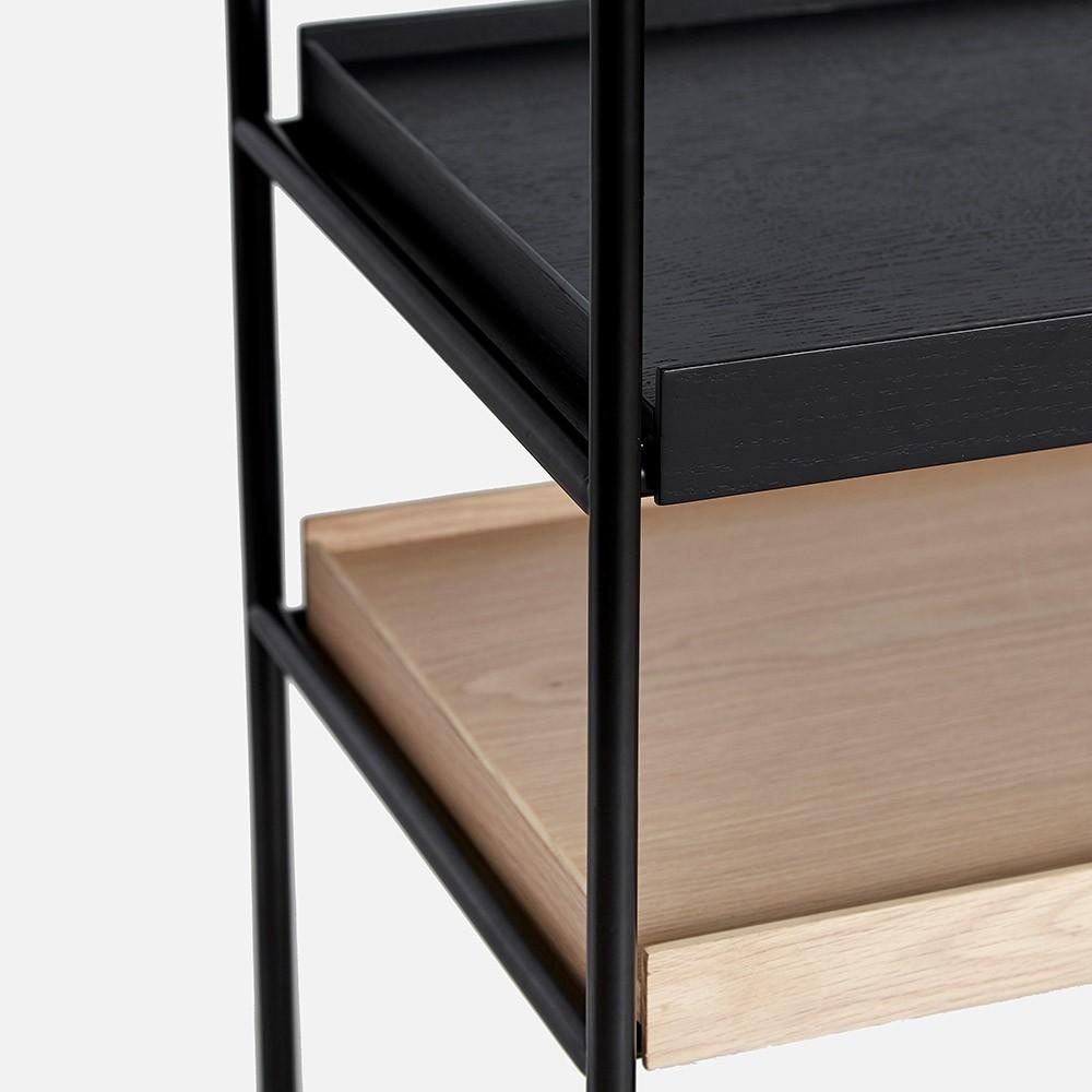 Tray low shelf 3 Woud
