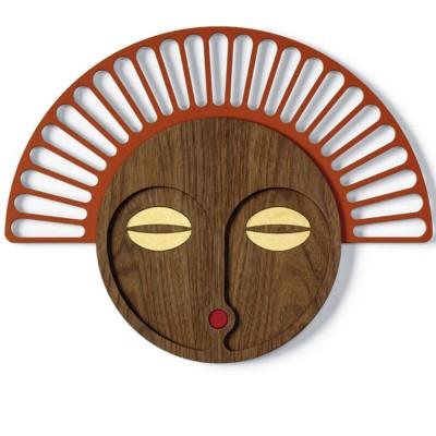 Modern Afrikaans masker n ° 23