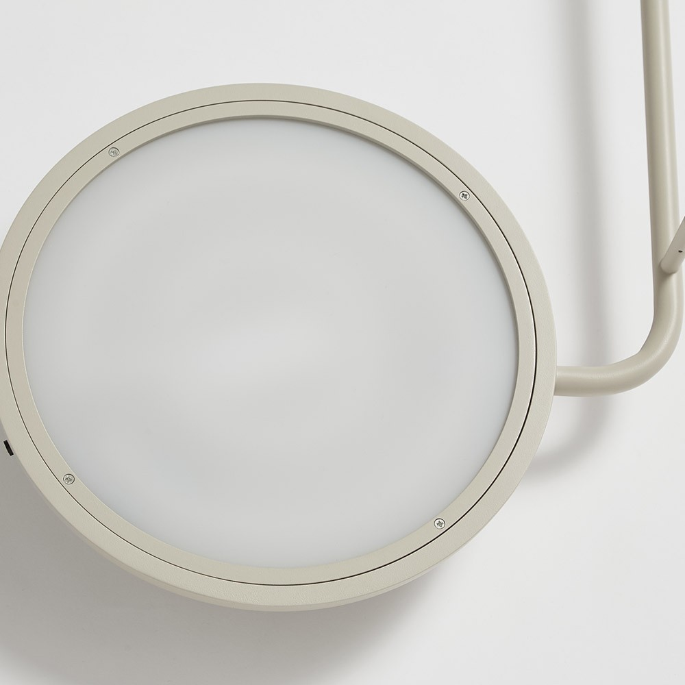 Mercury wall lamp black Woud