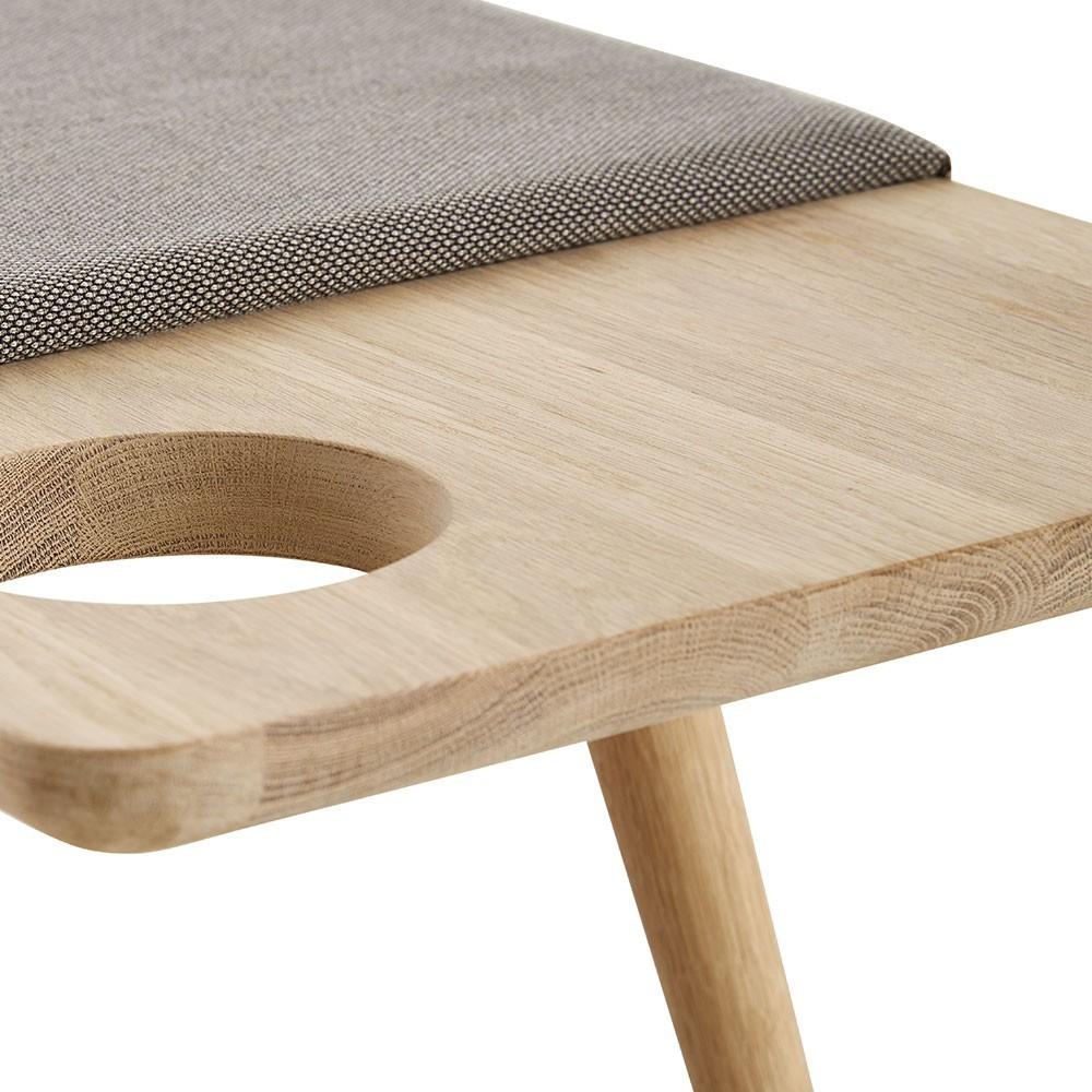 Baenk bench oak Woud