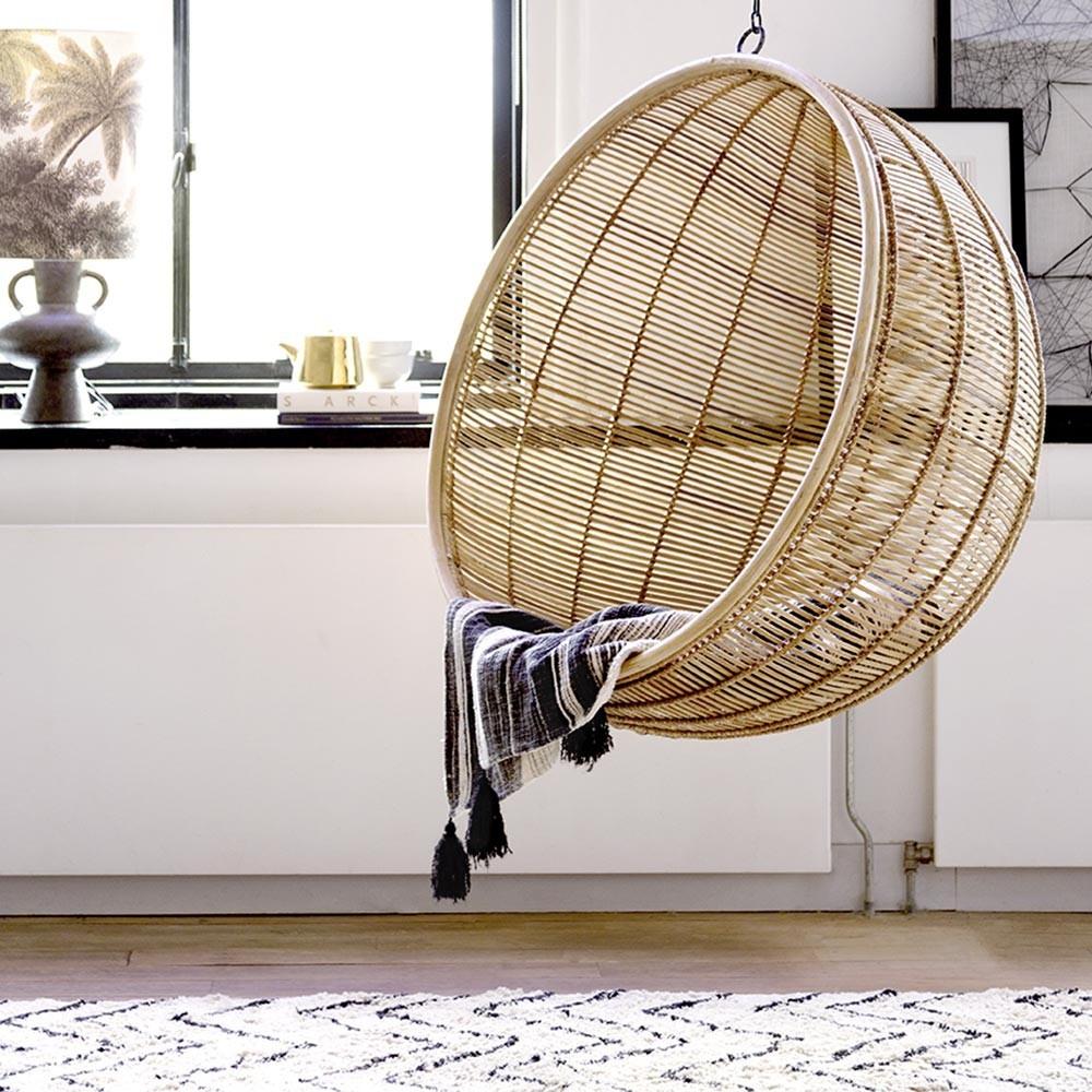 Zig Zag katoenen vloerkleed 75 x 220 cm HKliving