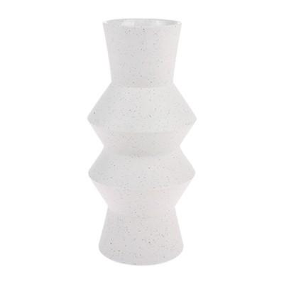 Speckled vase Angular M HKliving