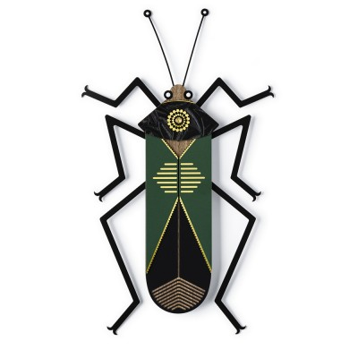 Bug wall decoration n°9 Umasqu