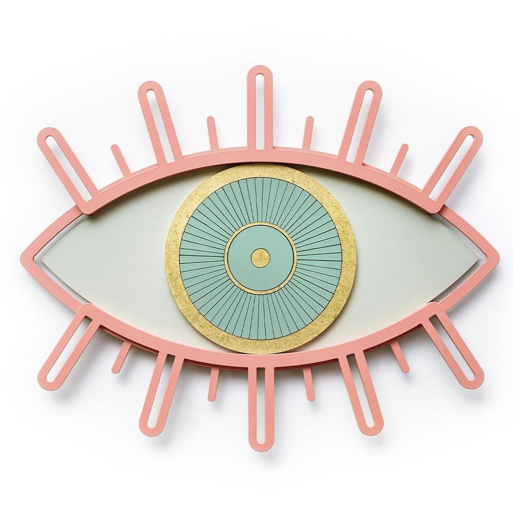 Eye wall decoration n°5 Umasqu