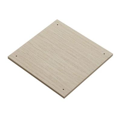 1 plank A Elevate rekkensysteem Woud