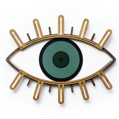 Eye wall decoration n°3 Umasqu