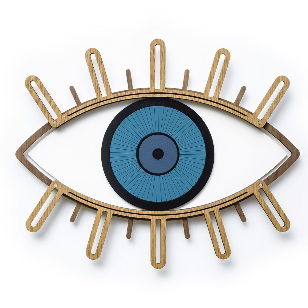 Eye wall decoration n°2 Umasqu