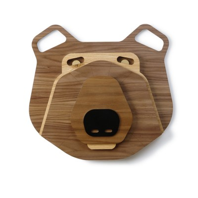 The Bear wall decoration Umasqu