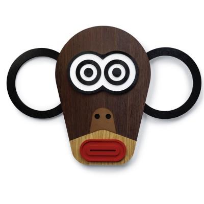 The Monkey wanddecoratie n ° 1 Umasqu